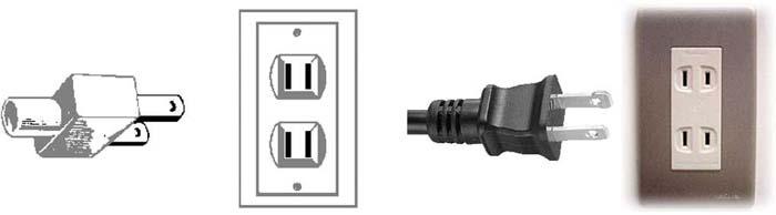 Electricidad tipos de enchufes - Enchufes de luz ...