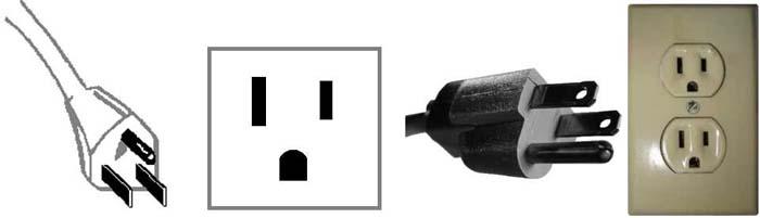 Electricidad Tipos De Enchufes